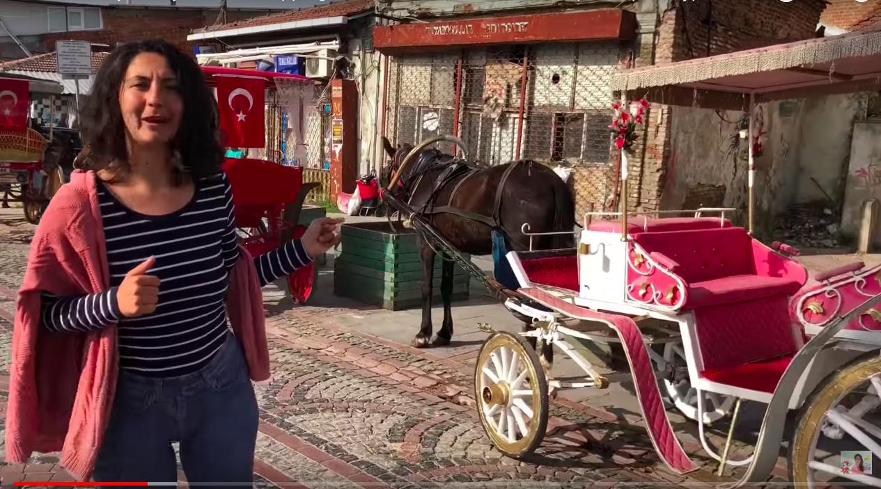 Turkey Friday Market Shopping Tour