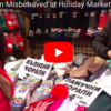 Cameraman Misbehaving at Veliko Tarnovo Market from Tsetsi on Vimeo.