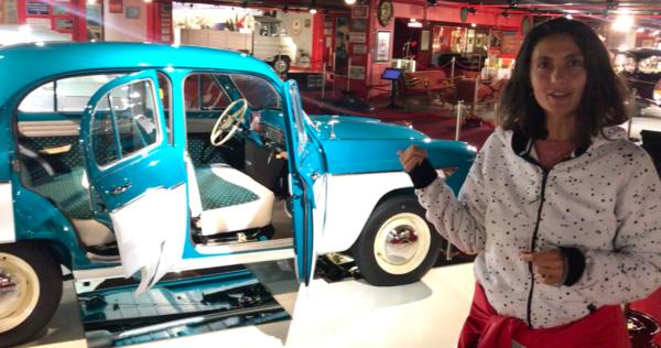 Soviet Old Automobile Museum (Car Show) with Tsetsi from Tsetsi on Vimeo.
